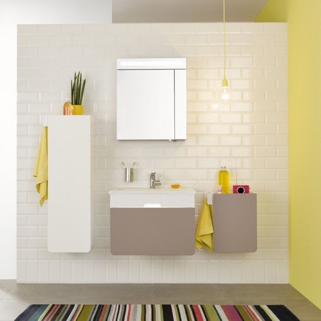 Vitra D Light Bathroom Designs 2