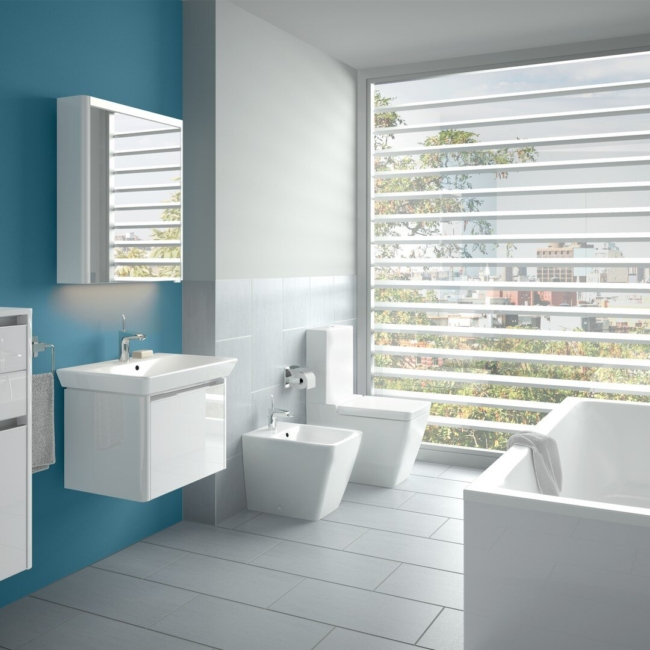 Vitra T4 Bathroom Designs 6